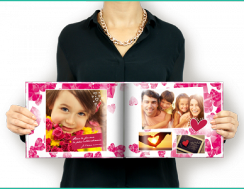Livre A4 horizontal Passion